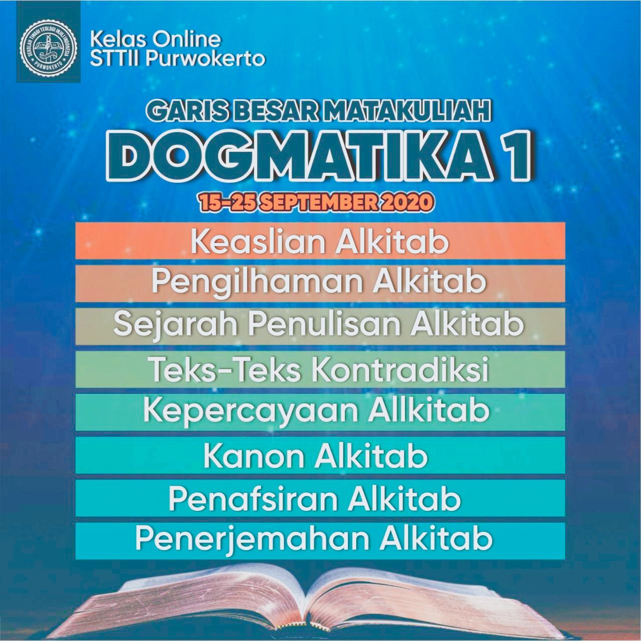 Jadwal Kuliah Online - Sekolah Tinggi Teologi Injili ...